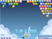 Bubliny v oblacích hra online