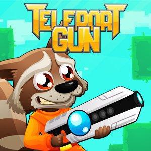 Teleportovací pistole hra online