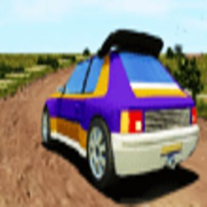 Rallye rychlostka hra online