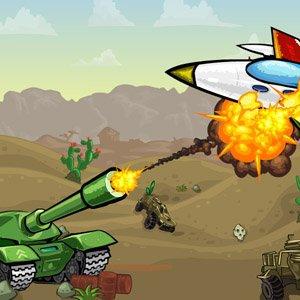 Nepřítel útočí 2 hra online