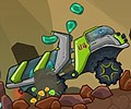 Nákladák na Marsu hra online