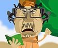 Profackuj Kaddafího hra online