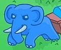 Sloní dobrodružství hra online