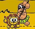 Malý lvíček hra online