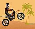 Dirt Bike - Sahara Challenge hra online