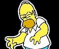 Homer Simpson Zachránce hra online