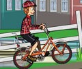 V Amsterdamu na kole hra online