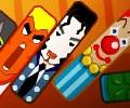 Shoď domino 2 hra online