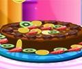 Čokoládový dort pro Barbie hra online
