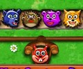 Vtipná zvířátka hra online