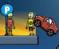 Auta vs Zombie hra online