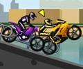 Závody na motorkách 3 hra online