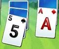 Solitaire na golfovém poli hra online