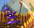 Čarodějova kouzla hra online