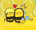 Naštvaný včely hra online