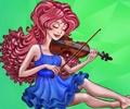 Kouzelné housle hra online