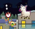 Lama na ksichtě hra online