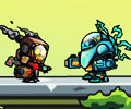 Robotí Aliance hra online