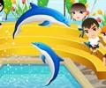 Hra s delfíny hra online