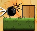 Bomba dřevo hra online