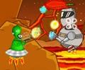 Mimozemšťani a roboti hra online