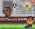 Fotbal velkých hlav hra online