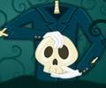 Strašidelný Halloween hra online