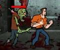 Vztek zombíků hra online