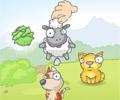 Sny zvířátek hra online