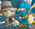 Ninja Válka hra online