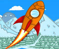 Raketou a rychle 2 hra online