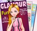 Módní magazín Lednové vydání hra online