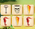 Neptunův Mahjong hra online