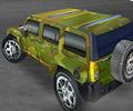3D Hummer Racing hra online