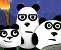 Tři Pandy 2 hra online