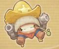 Šílený šerif hra online