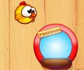 Dostaň kuře ven hra online