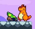 Dino v akce hra online