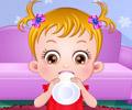 Starej se miminko hra online