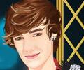 Slavný zpěvák Liam Payne hra online