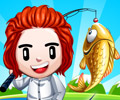 Virtual fisherman hra online