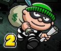 zloděj Bob hra online