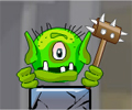 Roly-Poly Cannon: Bloody Monsters Pack 2 hra online