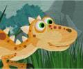 Dinosaurus Donald 2 hra online