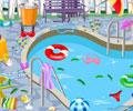 Čištění bazénu hra online
