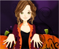 Nehtové studio na Halloween hra online