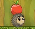 Ježci a jablka hra online