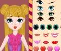 Roztomilá panenka hra online