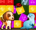 Zavřená zvířata hra online