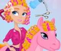 Milovnice poníků hra online